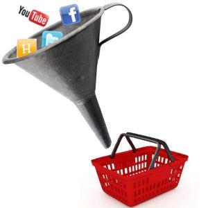 Social media als verkoopmachine